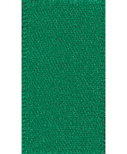 Berisfords Newlife Satin Ribbon - 25mm - Hunter Green (455)