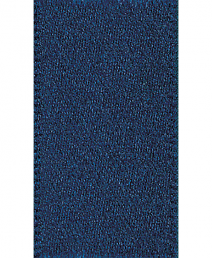 Berisfords Newlife Satin Ribbon - 25mm - Navy (13)