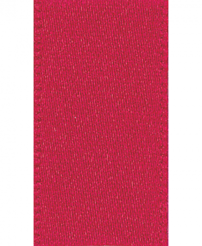 Berisfords Newlife Satin Ribbon - 25mm - Red (15)