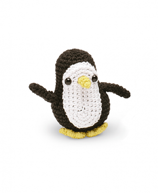 Sirdar Happy Cotton Book 2 - Perky Penguin Finished