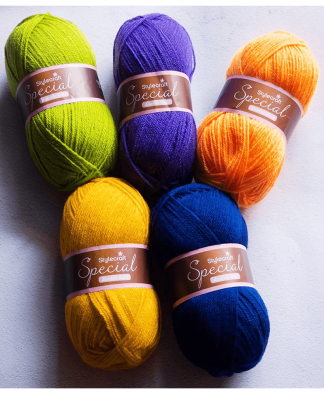 Stylecraft Special DK New Shades Colour Pack