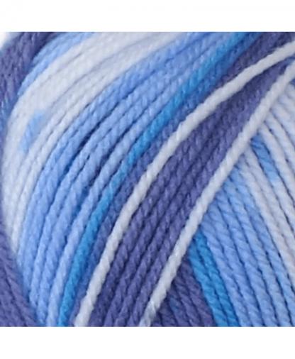 Cygnet Kiddies Couture DK Prints - Marine Stripe (100) - 100g