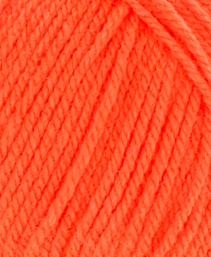 Sirdar Hayfield Bonus DK - Bright Orange (981) - 100g