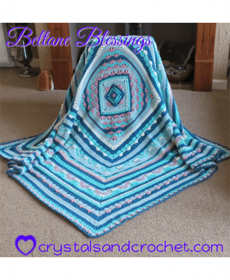 Crystalsandcrochet - Beltane Blessings Colourway 1 - Stylecraft Special DK