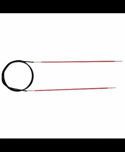 KnitPro Fixed Circular Knitting Needles - Zing - 60 cm - 2.00 mm (KP47091)