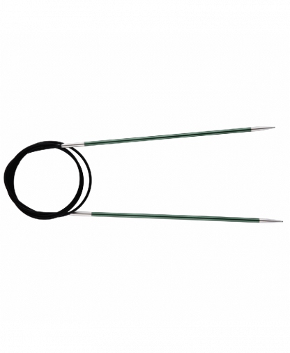 KnitPro Fixed Circular Knitting Needles - Zing - 60 cm - 2.25 mm (KP47092)
