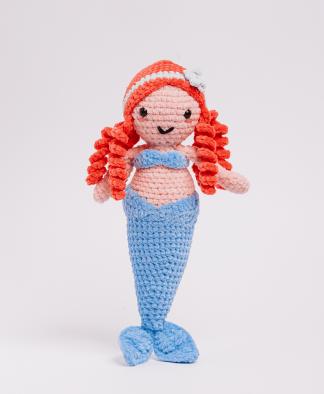 Sirdar Happy Chenille - Mermaid - Simply Crochet issue 97
