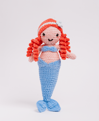Sirdar Happy Chenille - Mermaid - Simply Crochet issue 97