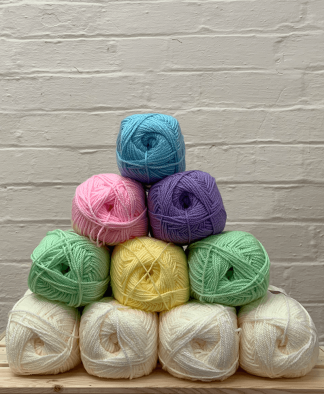 Stylecraft Special DK Baby Blanket Colour Pack