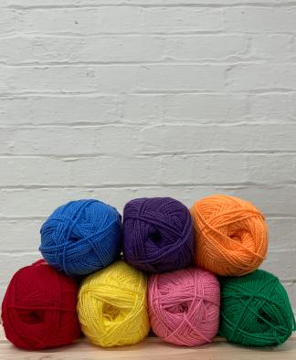 Stylecraft Special DK - Rainbow Colour Pack