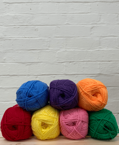 Stylecraft Special DK - Rainbow Colour Pack