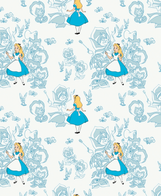 Craft Cotton Co - Disney Alice in Wonderland (2261-00)