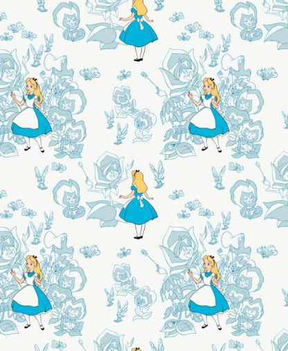 Craft Cotton Co - Disney Alice in Wonderland (2261-00)