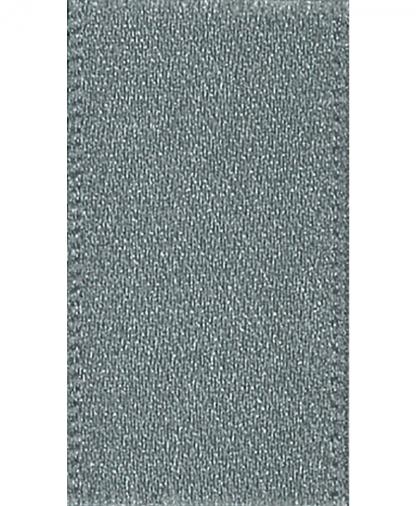 Berisfords Newlife Satin Ribbon - 7mm - Smoked Grey (669)
