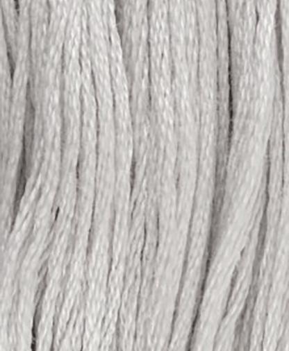 DMC Stranded Cotton - Shade 01 - 8m