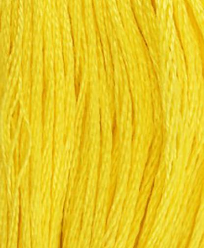 DMC Stranded Cotton - Shade 307 - 8m