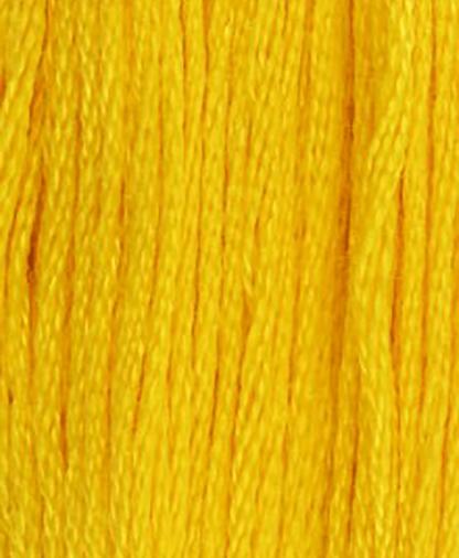 DMC Stranded Cotton - Shade 444 - 8m