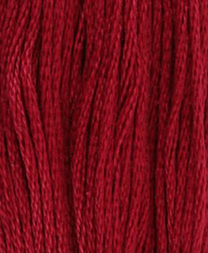 DMC Stranded Cotton - Shade 498 - 8m