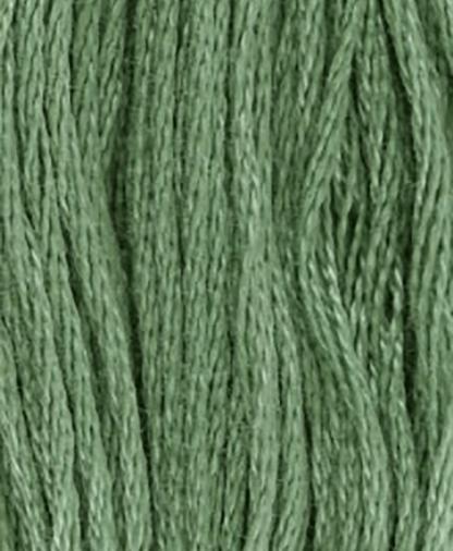 DMC Stranded Cotton - Shade 502 - 8m