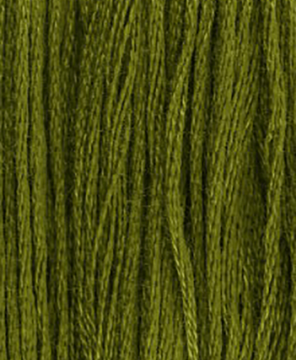 DMC Stranded Cotton - Shade 580 - 8m