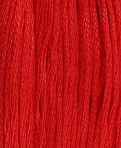 DMC Stranded Cotton - Shade 666 - 8m