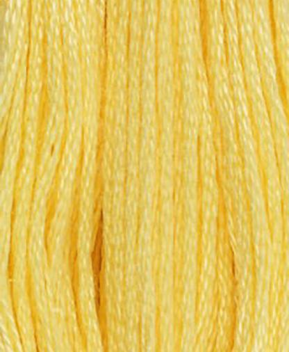 DMC Stranded Cotton - Shade 727 - 8m