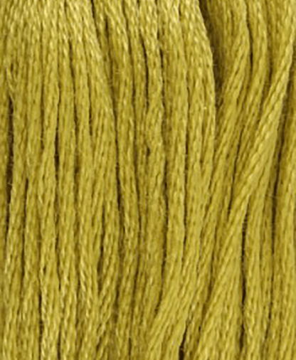 DMC Stranded Cotton - Shade 734- 8m