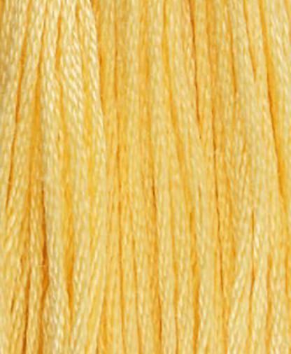 DMC Stranded Cotton - Shade 744- 8m