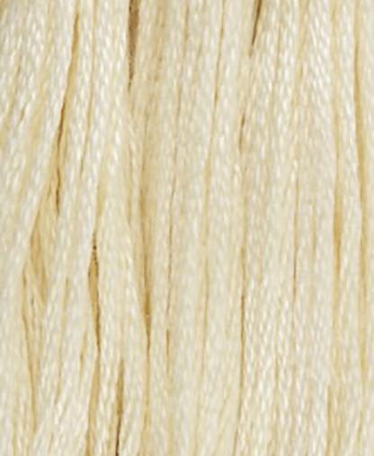 DMC Stranded Cotton - Shade 746- 8m