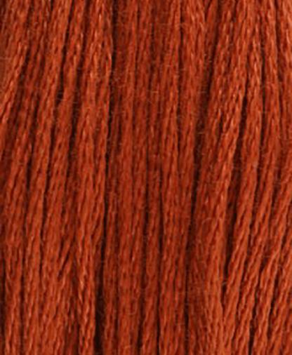 DMC Stranded Cotton - Shade 918- 8m