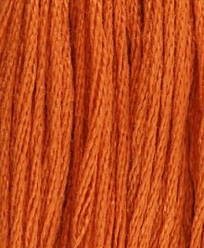 DMC Stranded Cotton - Shade 921- 8m