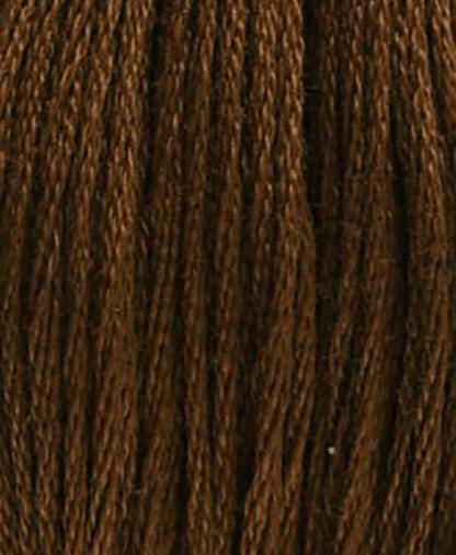DMC Stranded Cotton - Shade 938- 8m