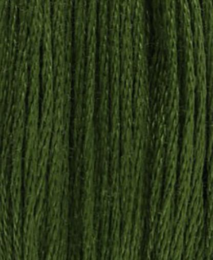 DMC Stranded Cotton - Shade 3345 - 8m