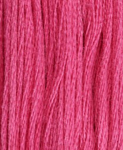 DMC Stranded Cotton - Shade 3805 - 8m
