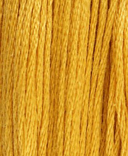 DMC Stranded Cotton - Shade 3820 - 8m