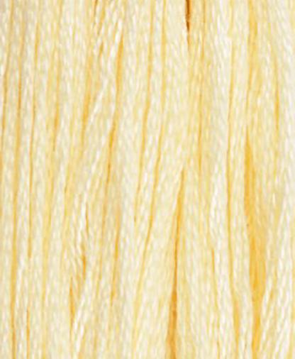 DMC Stranded Cotton - Shade 3823 - 8m