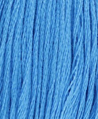DMC Stranded Cotton - Shade 3843 - 8m