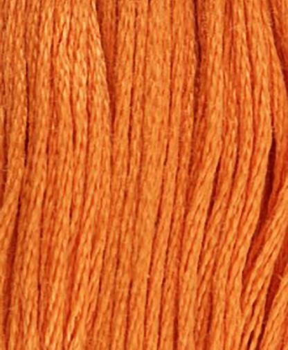 DMC Stranded Cotton - Shade 3853 - 8m