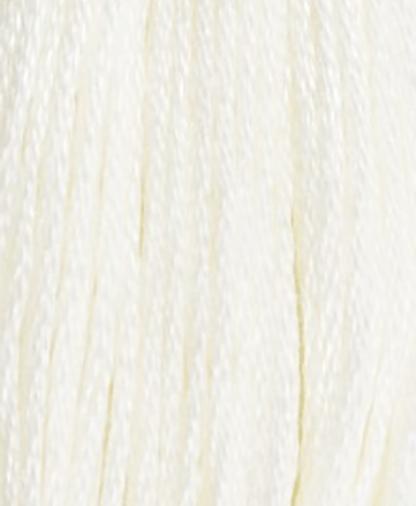 DMC Stranded Cotton - Shade 3865 - 8m