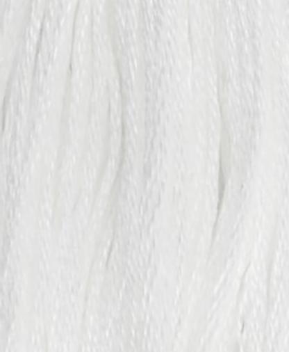 DMC Stranded Cotton - Shade B5200 - 8m