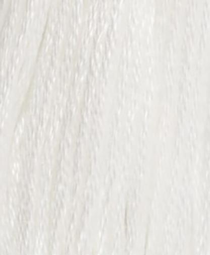 DMC Stranded Cotton - Shade BLANC - 8m