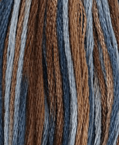 DMC Stranded Cotton - Coloris - Shade 4515 - 8m