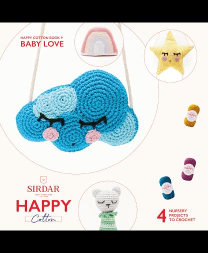 Sirdar Happy Cotton Amigurumi Seasonal Bunting - Book 9 (Download)