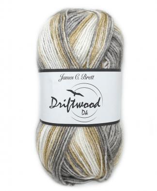 James C Brett Driftwood DK - 100g