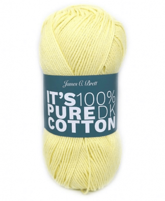 James C Brett It's Pure Cotton - 100g
