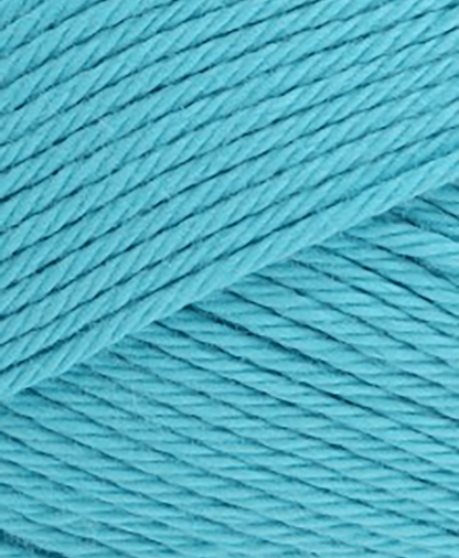 James C Brett Its Pure Cotton - Aqua (IC08) - 100g