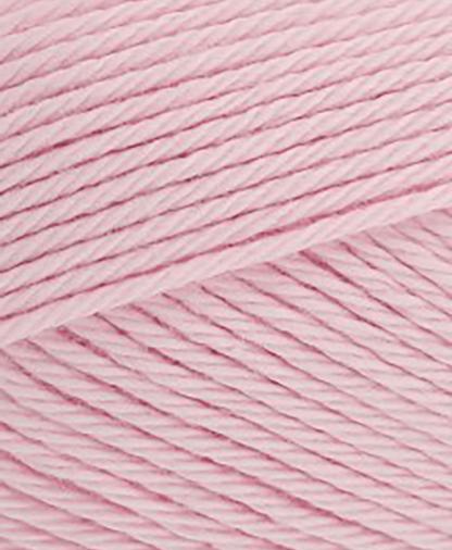 James C Brett Its Pure Cotton - Light Pink (IC06) - 100g