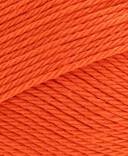 James C Brett Its Pure Cotton - Orange (IC14) - 100g