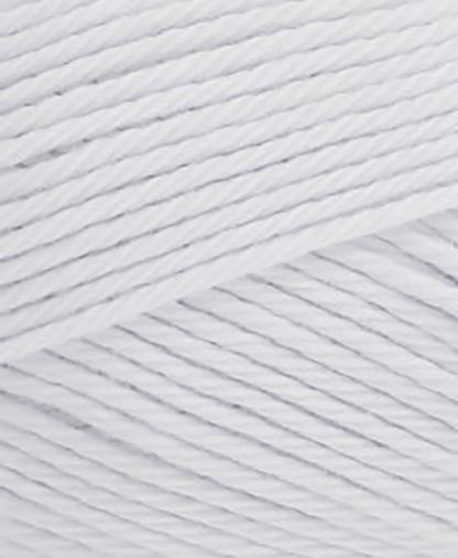James C Brett Its Pure Cotton - White (IC04) - 100g