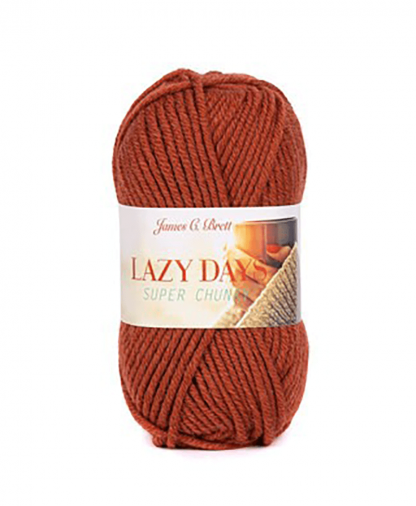 James C Brett Lazy Days - 100g